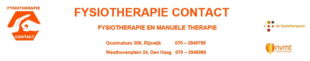 Fysiotherapie in Rijswijk, Den Haag